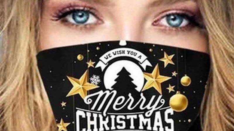 Christmas-facemask
