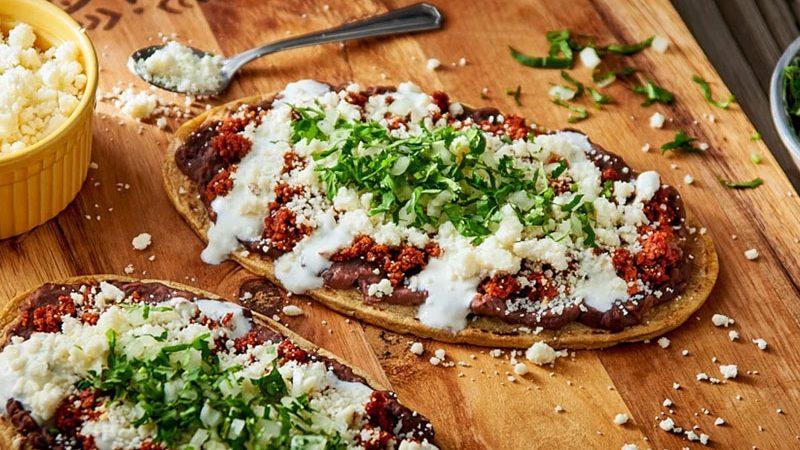 Huaraches Food Recipe